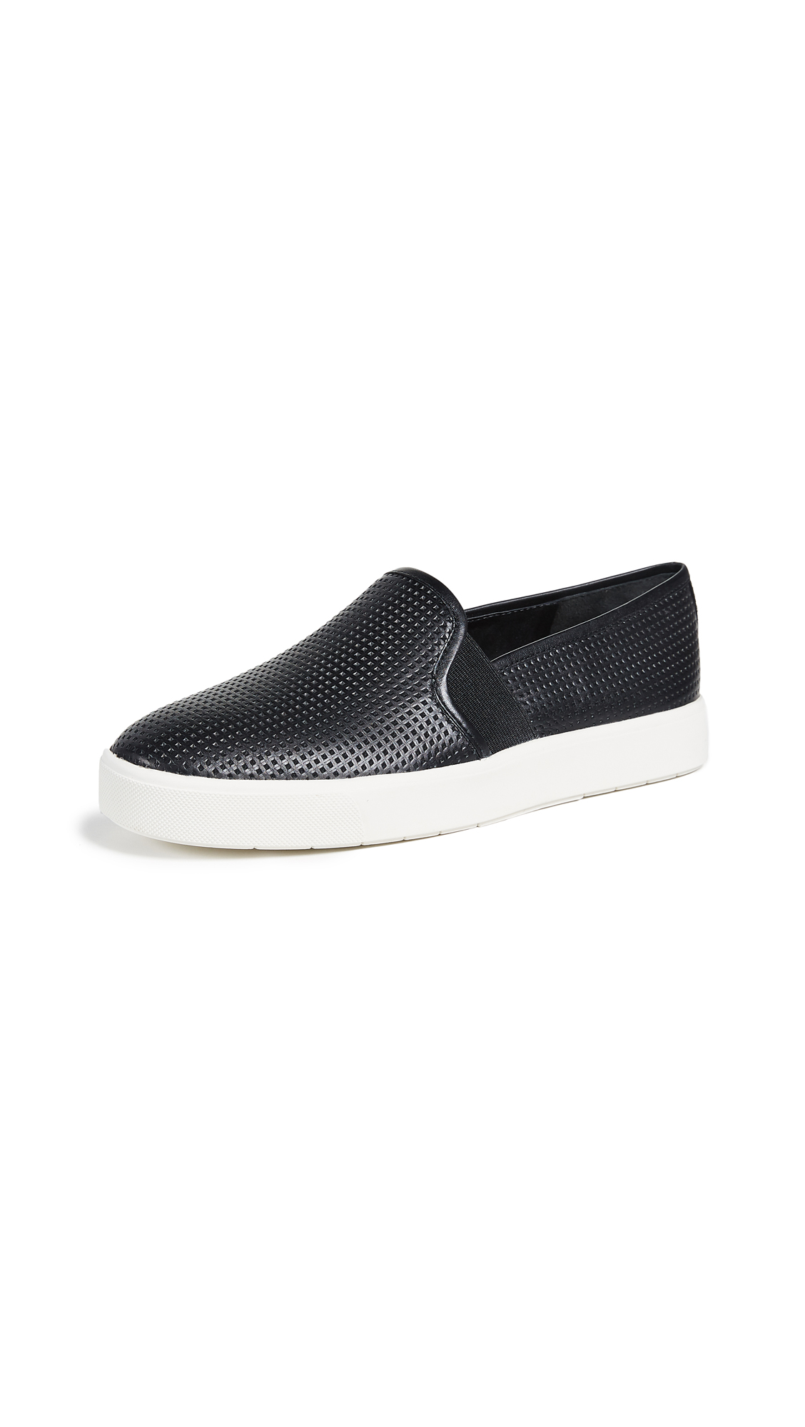 Vince Blair Slip On Sneakers - Black