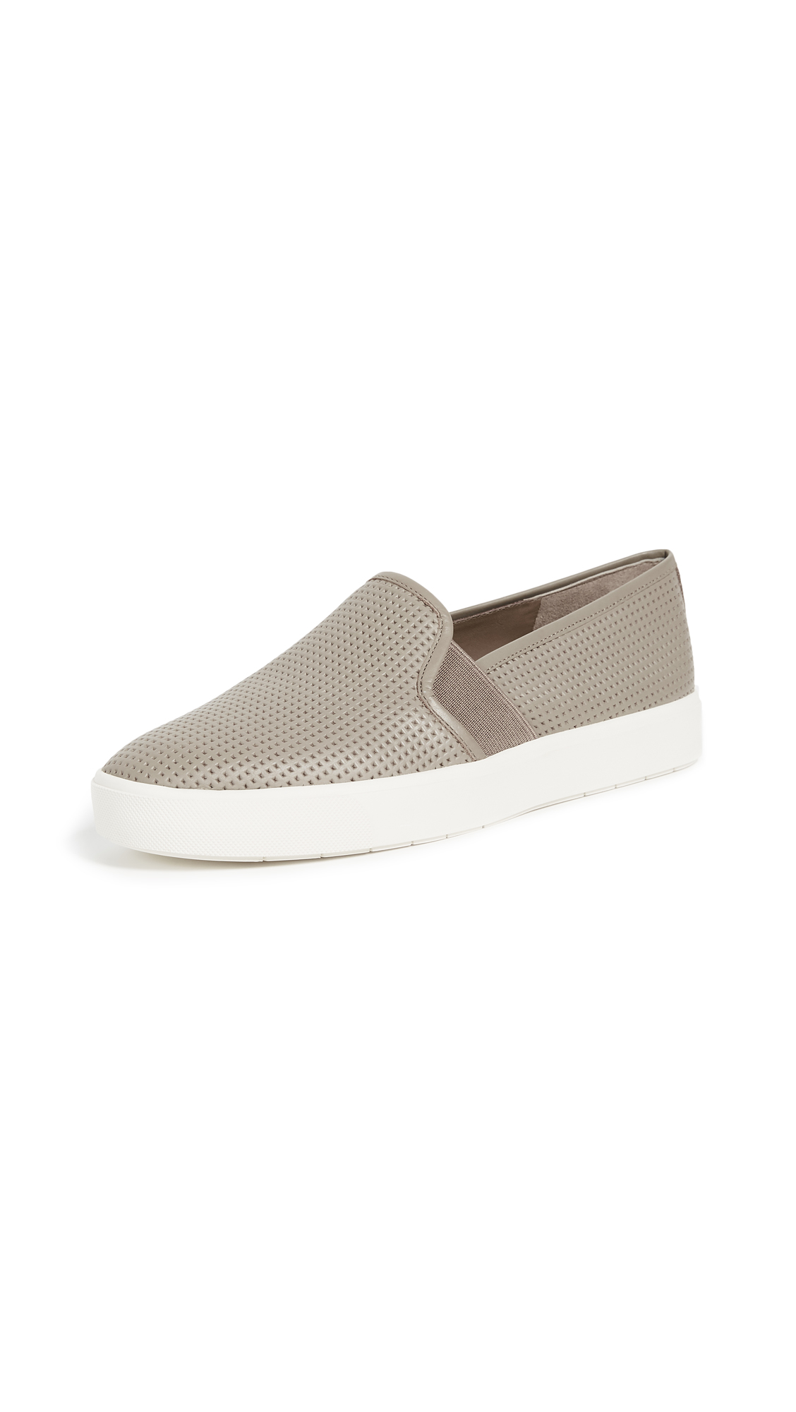 Vince Blair Slip On Sneakers - Woodsmoke