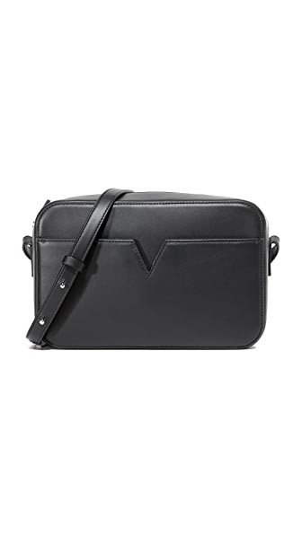 Vince Signature Camera Bag - Black