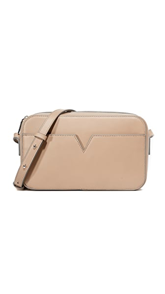 Vince Signature Camera Bag - Nude