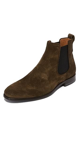Vince Arthur Suede Chelsea Boots
