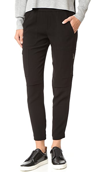 Vince Cargo Pants - Black at Shopbop