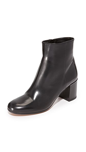 Vince Blakely Booties - Black