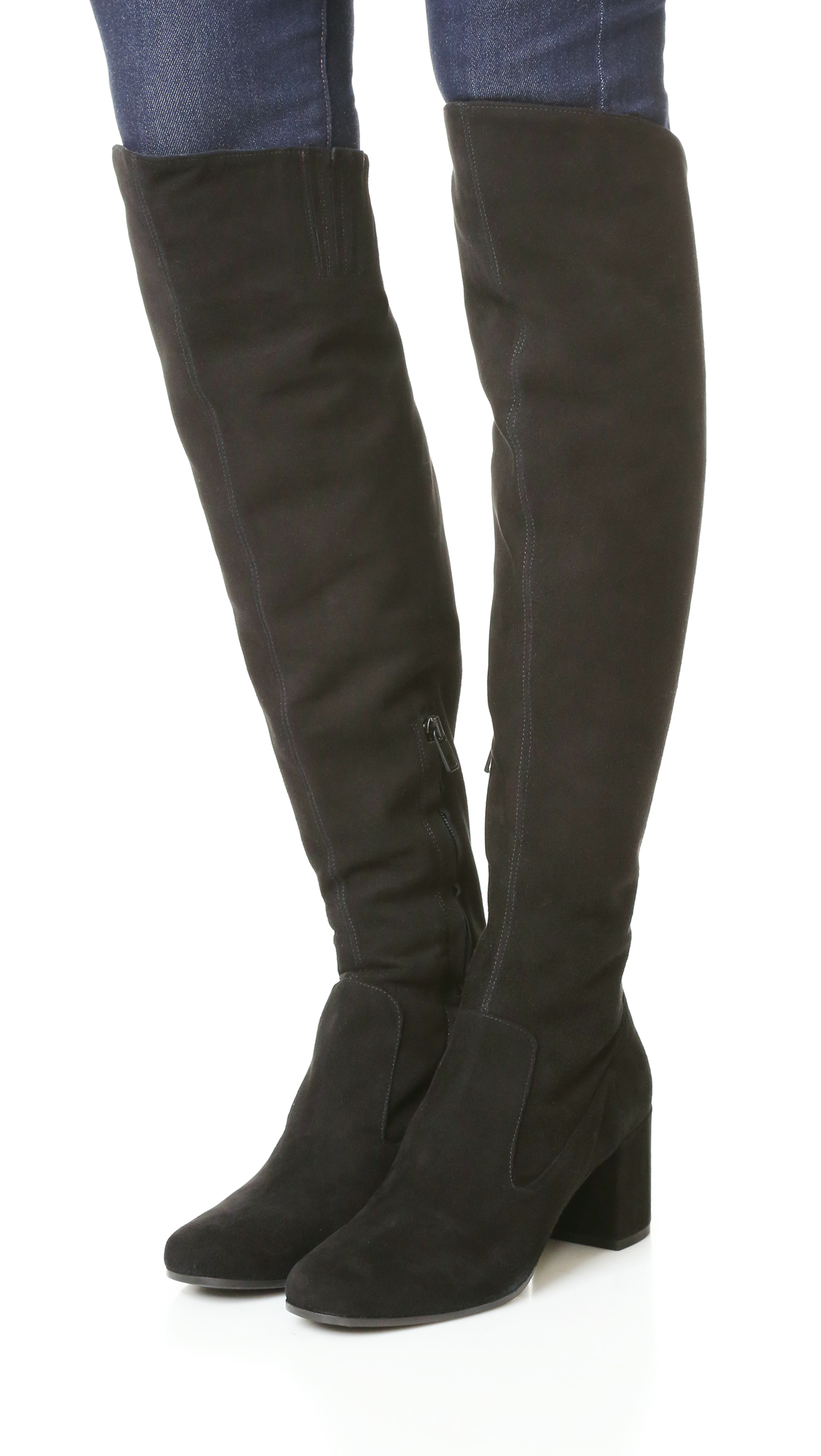 1cb128e80a8 Vince Blythe Over the Knee Boots