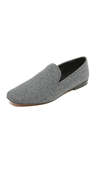 Vince Bray Loafers - Grey at Shopbop