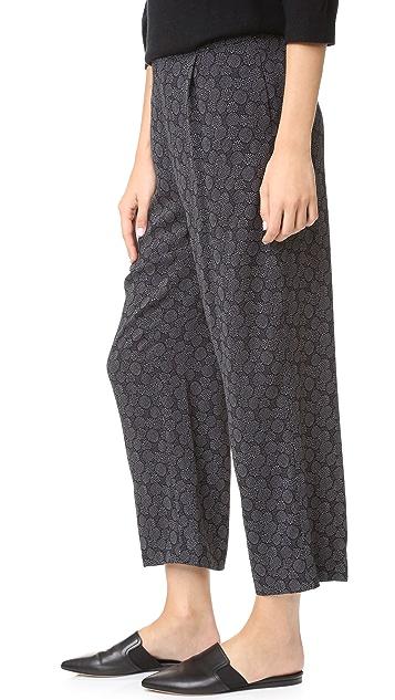 Vince PJ Silk Lounge Pants