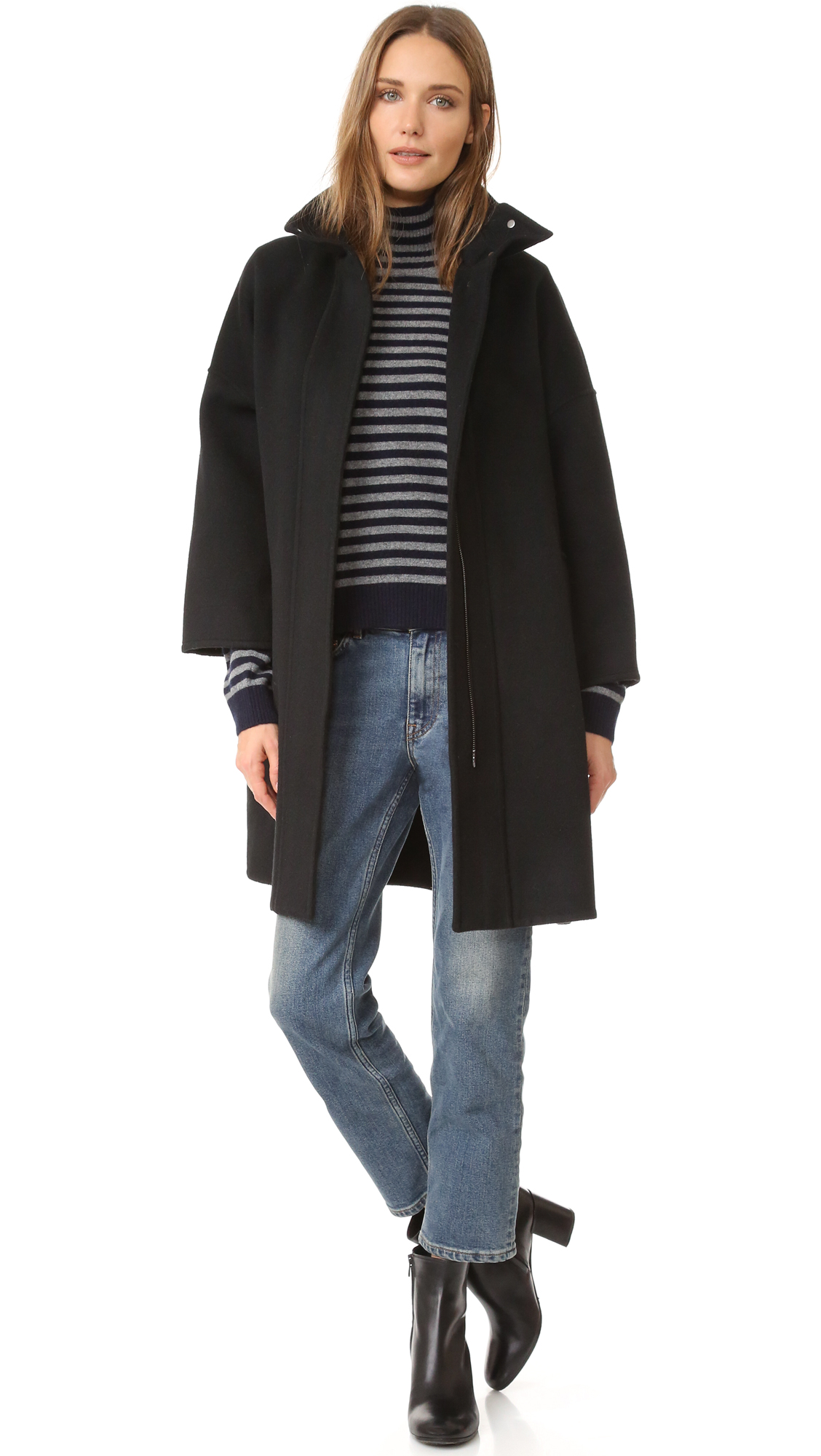 Vince Duffle Coat | SHOPBOP