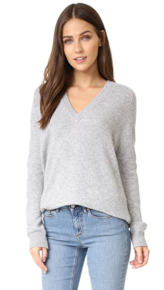 Vince Low Vee Sweater