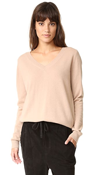 Vince Vee Cashmere Sweater