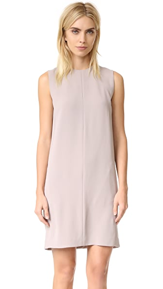 Vince Sleeveless Shift Dress | SHOPBOP