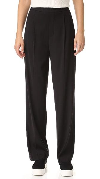Vince Single Pleat Soft Pants