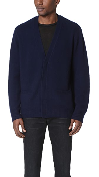 Vince Textured Cardigan