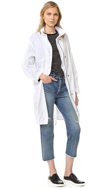 Vince Cotton Anorak Jacket