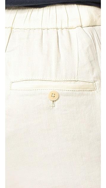 Vince Drawstring Cargo Pants