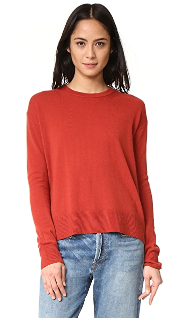 Vince Boxy Pullover
