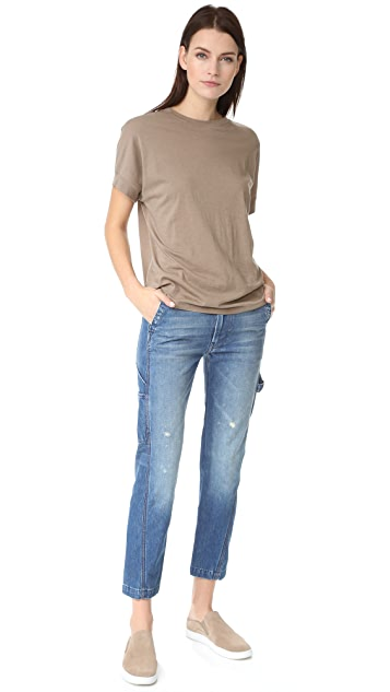 Vince Slouch Carpenter Jeans