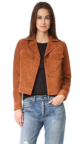 Vince Moto Jacket at Shopbop