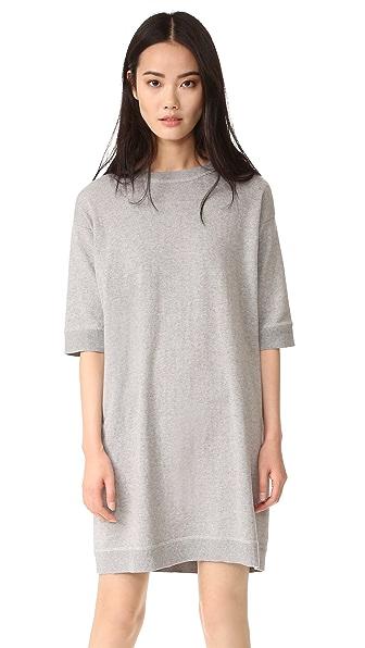 Vince Sweater Dress - H. Steel