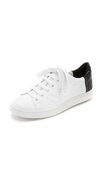 Vince Varin Sneaker - Plaster/Black