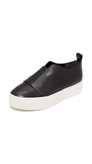 Vince Wallace Slip On Sneakers