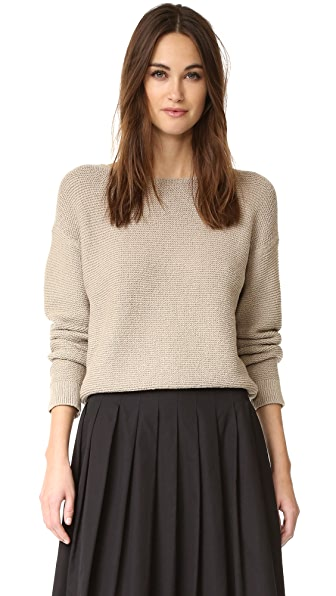 Vince Textured Pullover