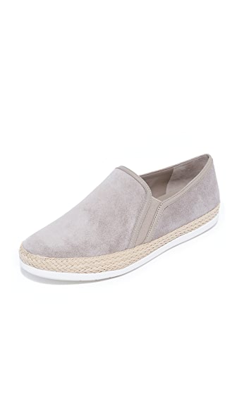 Vince Acker Slip On Sneakers - Light Woodsmoke