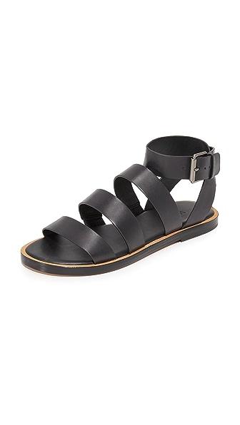 Vince Macey Sandals - Black