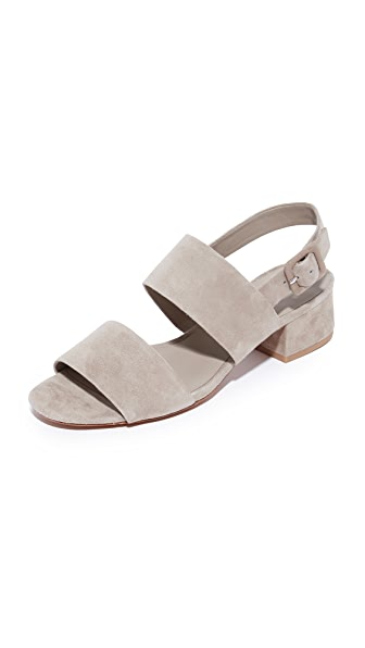 Vince Taye City Sandals - Woodsmoke