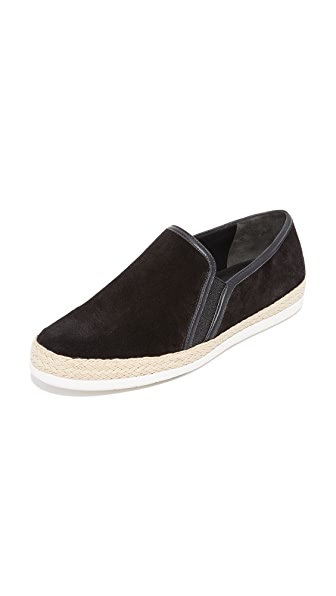 Vince Acker Slip On Sneakers - Black