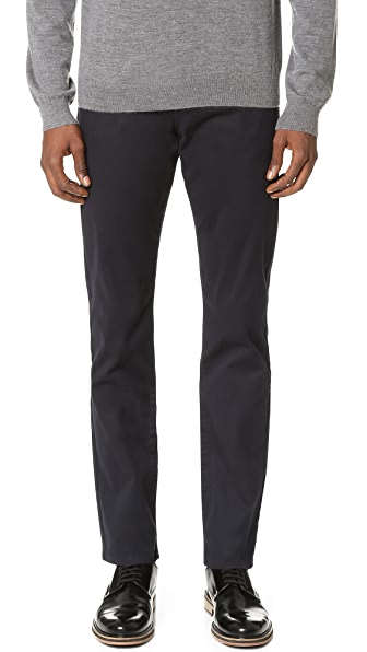 Vince Essential Soho 5 Pocket Twill Jeans