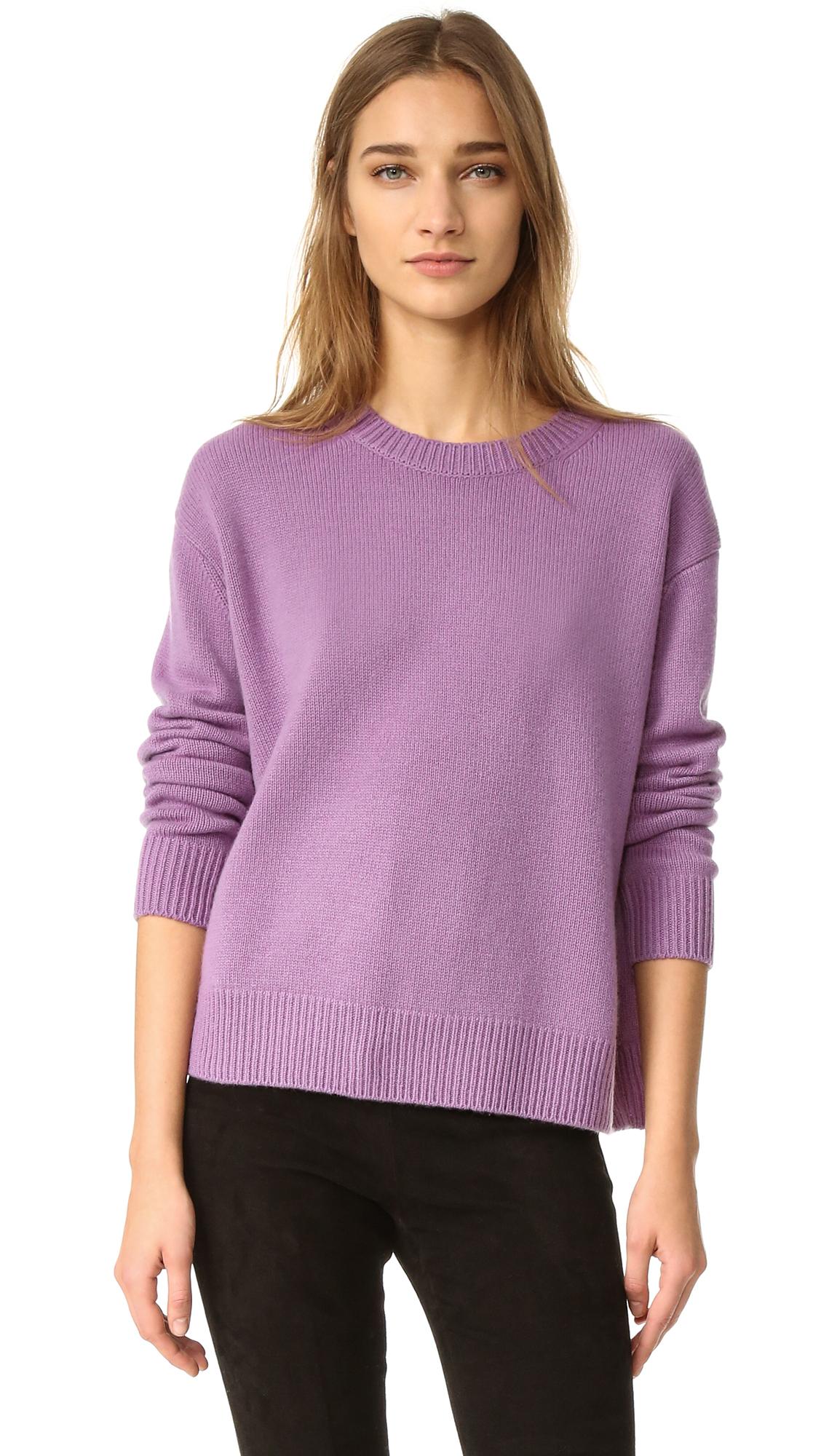Vince Boxy Cashmere Sweater | SHOPBOP