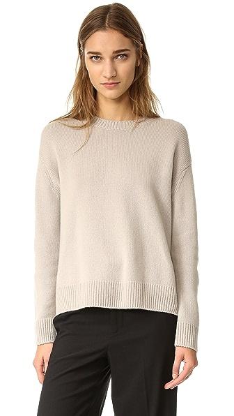 Vince Boxy Cashmere Sweater