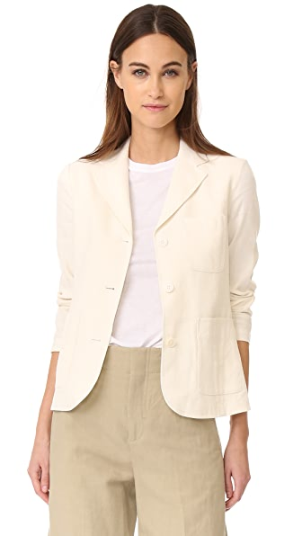 Vince Three Button Blazer at Shopbop