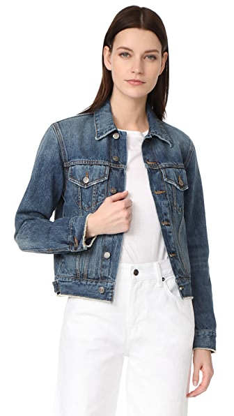 Vince Denim Jacket at Shopbop
