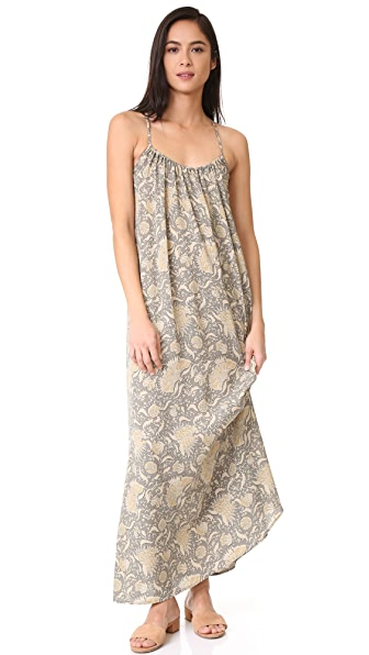 Vince Vintage Floral Maxi Dress at Shopbop