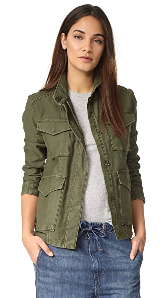 Vince Military Jacket at Shopbop