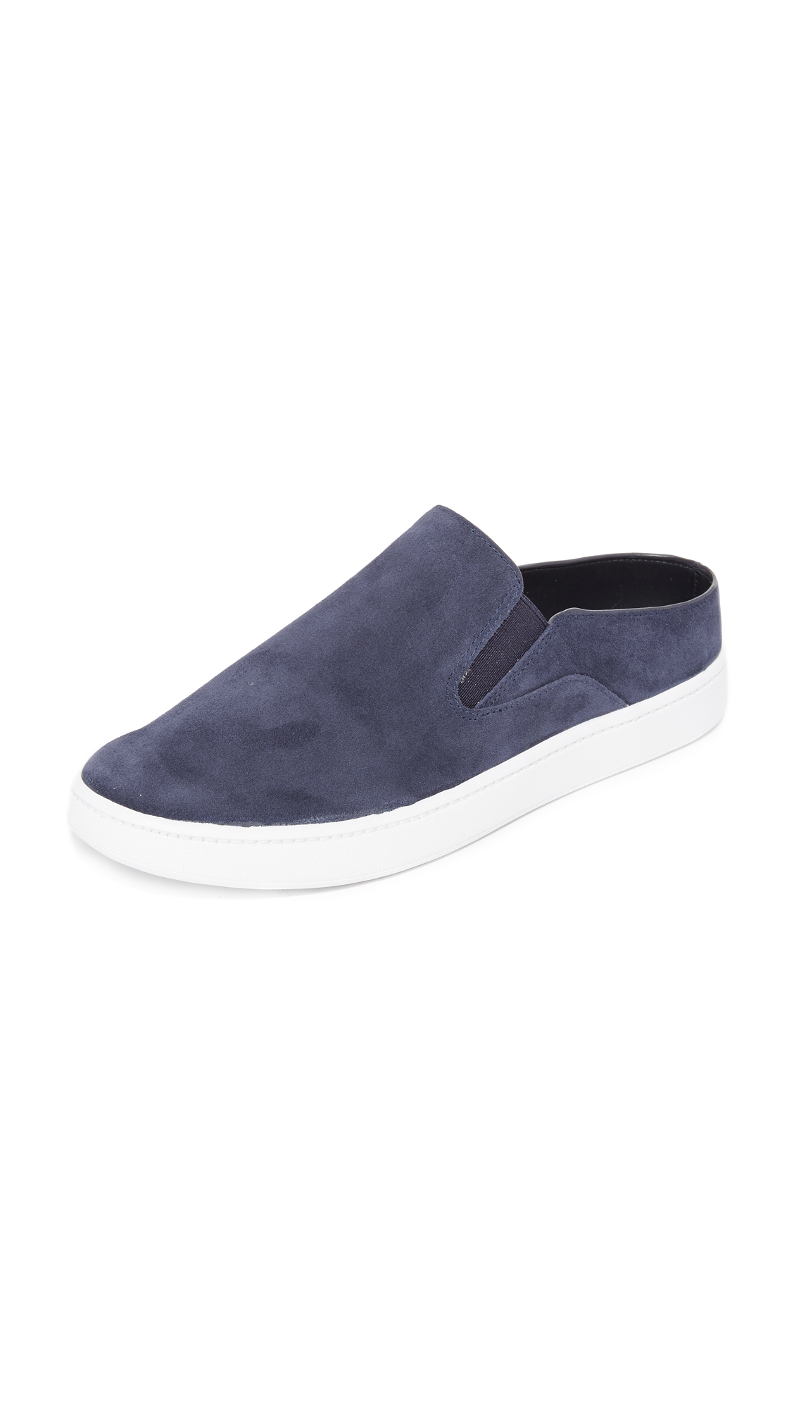 Vince Verrell Slide Sneakers - Deep Blue