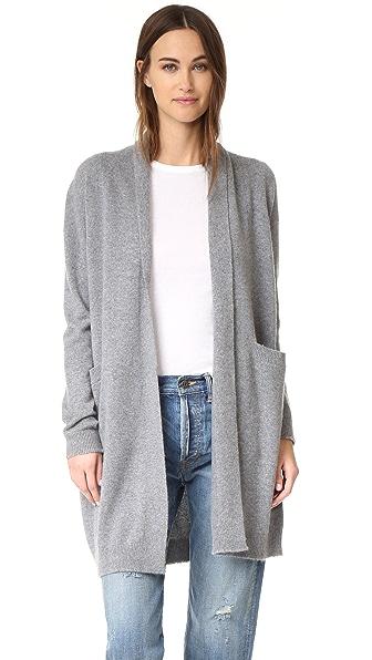 Vince Cashmere Sweater Coat