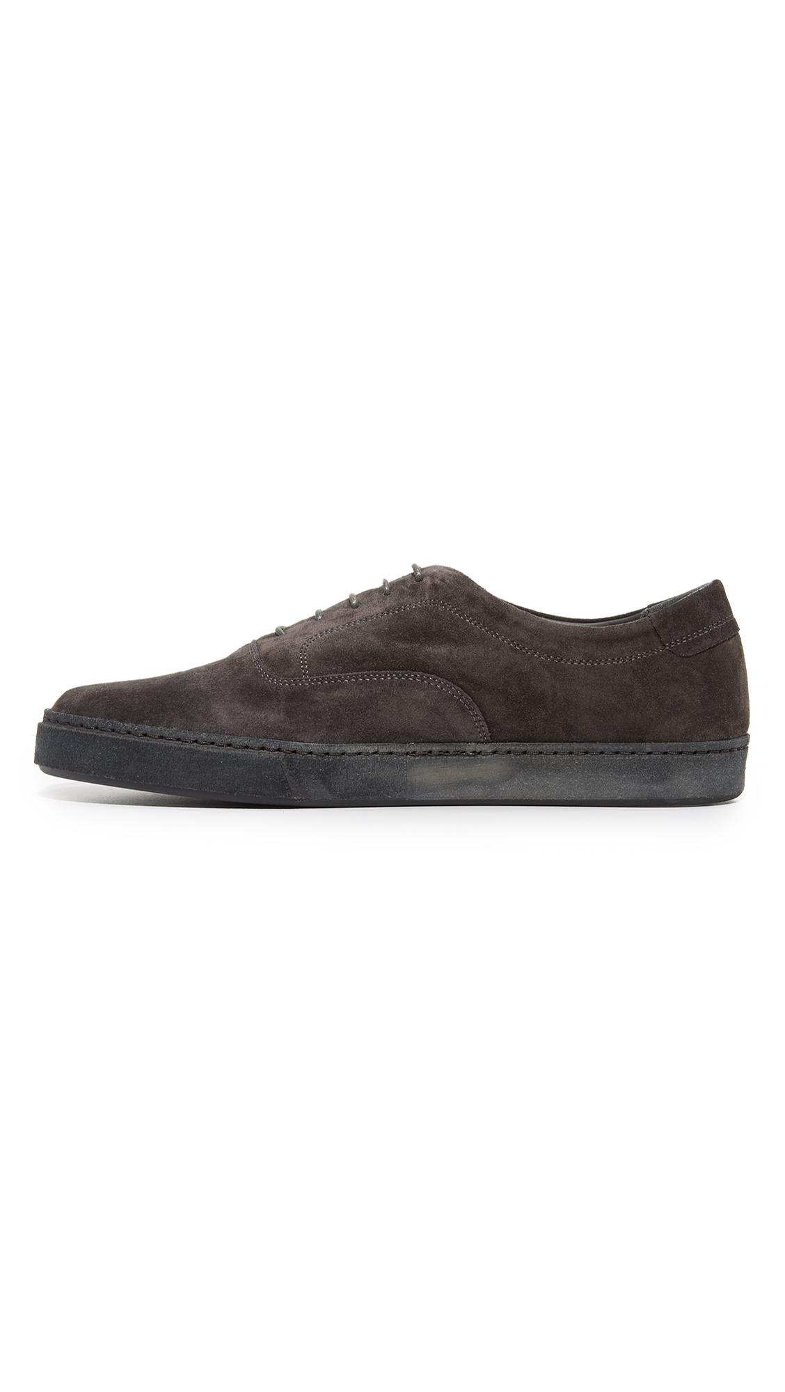 Vince Norris Suede Sneakers WxDUyEWm