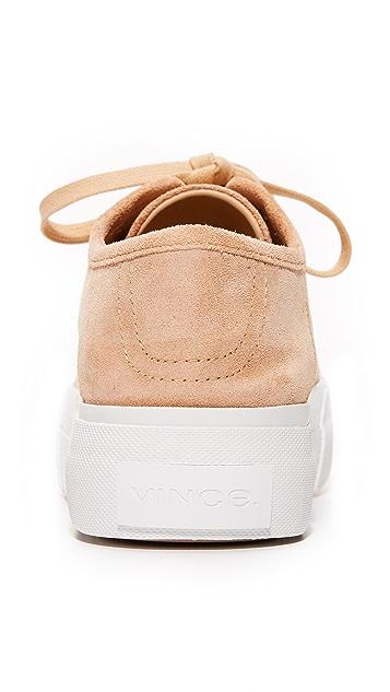 Vince Copley Platform Sneakers