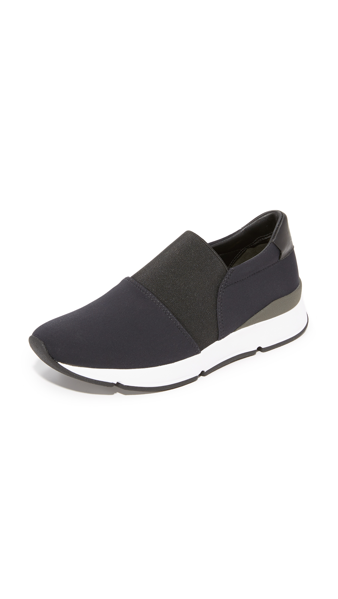 Vince Truscott Jogger Sneakers - Black