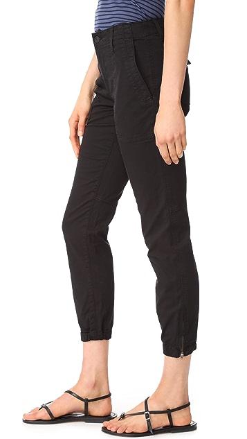 Vince Patch Front Utility Pants