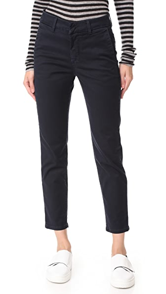 Vince Classic Chino Trousers at Shopbop