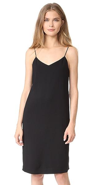 Vince V Neck Cami Dress at Shopbop
