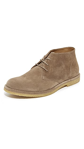 Vince Scott Suede Chukka Boots