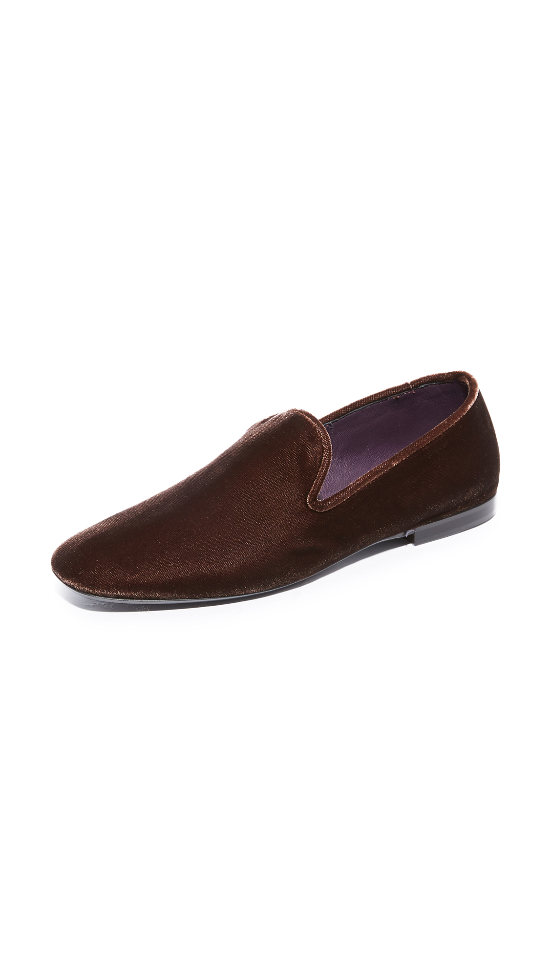 Vince Bray Loafer Flats - Forrest Berry