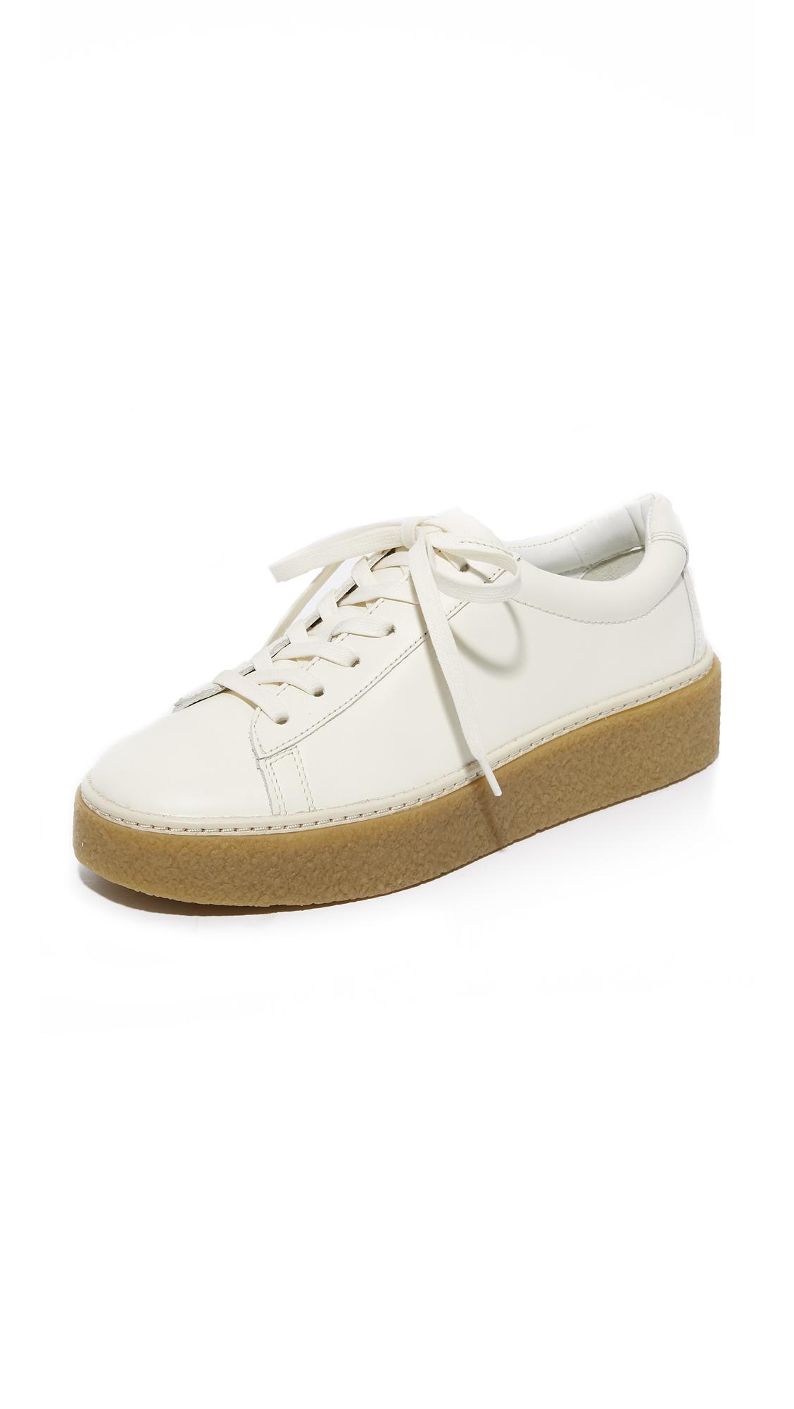 Vince Neela Platform Sneakers - Off White