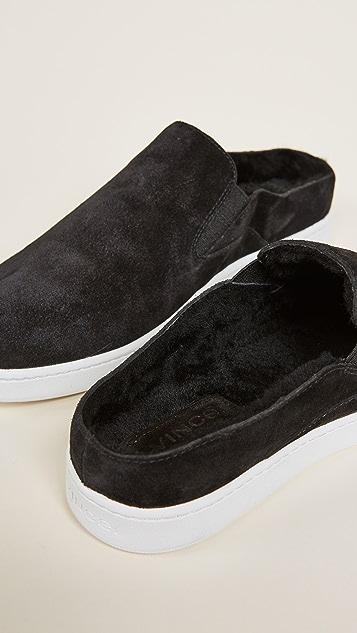 Vince Verrell 3 Slip On Mule Sneakers