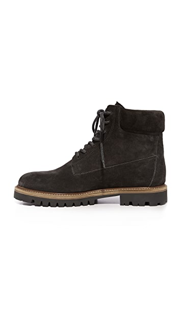 Vince Farley Tread Sole Ankle Boots