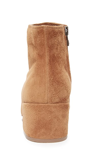 Vince Ostend Booties